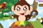 Affe macht Musik