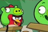 Angry Birds Rennen 2