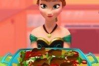 Anna Salat mit Huhn