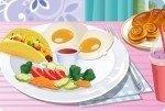 Ausgiebiges Frühstück