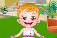 Baby Hazel Welpen