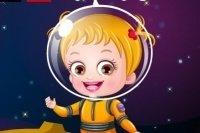 Baby Hazel Weltraumfahrer