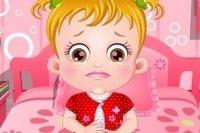 Baby Hazel Bauchschmerzen
