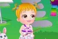 Baby Hazel Gartenfest