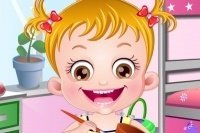Baby Hazel Handarbeit