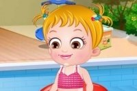 Baby Hazel sommerspaß