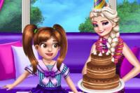Babyprinzessin Geburtstagsfest