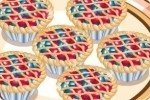 Backstube mit Muffins