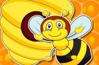Bienen verfolgen