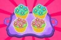 Blumen Muffins 2