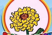 Blumen ausmalen