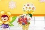Blumenladen einrichten