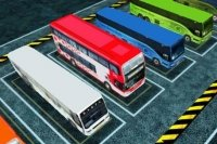 Bus einparken 3D
