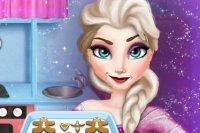 Elsa Macht Pfefferkuchen