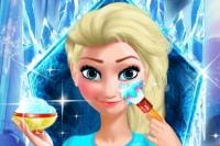 Elsa schminken