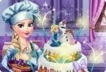 Elsa Hochzeitstorte