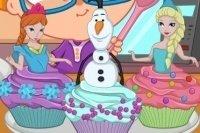 Elsa Muffins