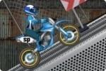Extremes Motorrad