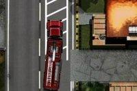 Feuerwehr Schwertransport