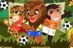 Fußball  mit Tieren