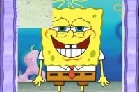 Spongebob Grimassen-salat