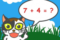Katzen Rechnen
