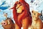 König der Löwen Puzzle