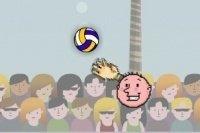 Kopf Volleyball