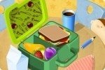 Lunch box packen