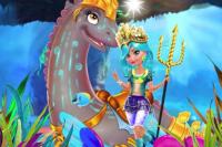 Mein Fantasie-Wasserpferd