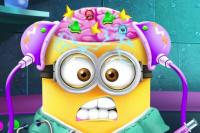 Minion-Gehirndoktor