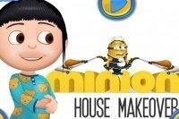 Minions Haus aufräumen