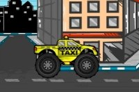 Monster LKW Taxi