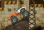 Monstertruck Rennen