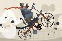 Moped-Abenteuer