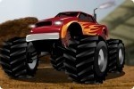 Monster Truck Parcours