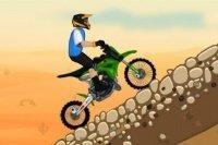 Motocross Herausforderung