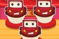 Muffins mit Cars
