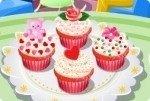 Muffins am Valentinstag