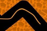 Orange Linie