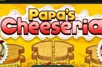 Papa's Cheeseria