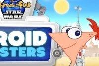 Phineas und Ferb Starwars