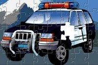 Polizei Puzzle