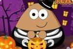 Pou Halloween