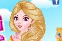 Prinzessin im Frühling