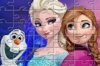 Prinzessinnen Puzzles