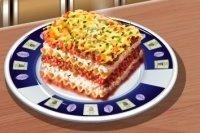 Sara's Kochschule Lasagne