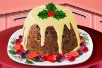 Sara's Weihnachtspudding