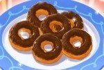 Schokoladen Donuts backen