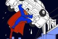 Superman ausmalen